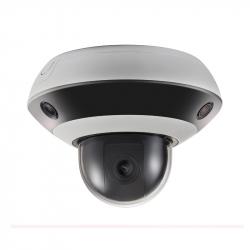 Hikvision DS-2PT3326IZ-DE3 dôme PanoVu 360° 3 objectifs + PTZ