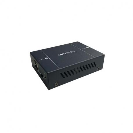Répéteur PoE Hikvision DS-1H34-0101P pour 1 caméra IP
