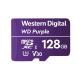 Carte MicroSD 64Go spéciale vidéosurveillance Western Digital Purple