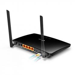 Modem/Routeur 4G LTE TP-LINK TL-MR6400 WiFi N 300 Mbps