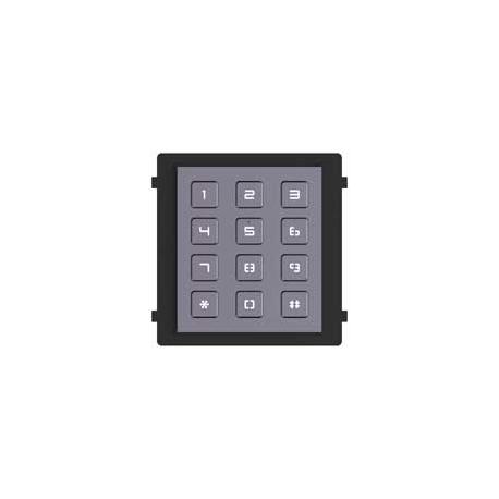 Hikvision DS-KD-KP module clavier de rue pour interphone vidéo