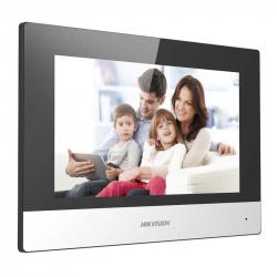 Écran de contrôle tactile WI-FI Hikvision DS-KH6320-WTE1 pour interphone DS-KB-XX
