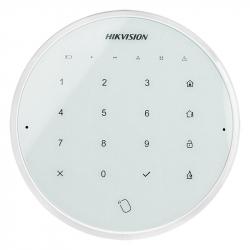 Hikvision DS-PKA-WLM-868 clavier et lecteur de badge sans fil blanc