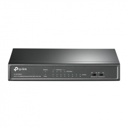 TP-Link TL-SF1008LP switch longue distance 250 mètres 8 ports dont 4 ports PoE/PoE+