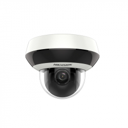 Caméra PTZ WIFI Hikvision DS-2DE2A404IW-DE3/W darkfighter full HD+ 4MP zoom x 4