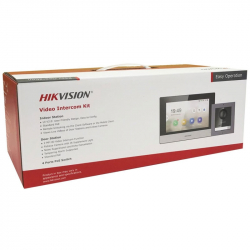 Hikvision DS-KIS602 kit interphone vidéo couleur IP