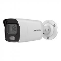 Hikvision DS-2CD2047G2-L caméra IP 4MP H265+ ColorVu et acuSense 2.0 vision couleur de nuit 40 mètres