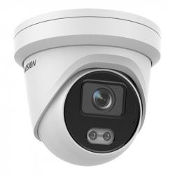 Hikvision DS-2CD2347G2-L caméra IP 4MP H265+ ColorVu et acuSense 2.0 vision couleur de nuit 30 mètres