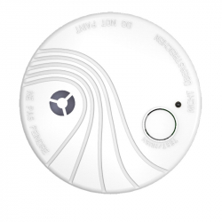 Détecteur de fumée sans fil Hikvision DS-PDSMK-S-WE pour alarme Hikvision AX PRO