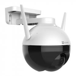 EZVIZ C8C caméra de surveillance motorisée Wi-Fi Full HD avec IA et vision couleur de nuit