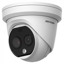 Hikvision DS-2TD1217-2/PA caméra bi-spectre thermique et optique