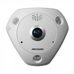 Hikvision DS-2CD63C5G0-IVS Fisheye 360° Ultra HD 12MP PoE