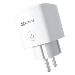 EZVIZ T30-A prise connectée Wi-Fi compatible Google Assitant et Amazon Alexa