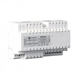 CDVI ARD24 alimentation régulée 24V 1A RAIL DIN