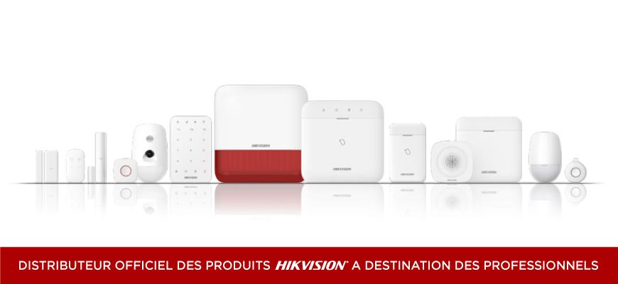 Alarme AX Pro Hikvision