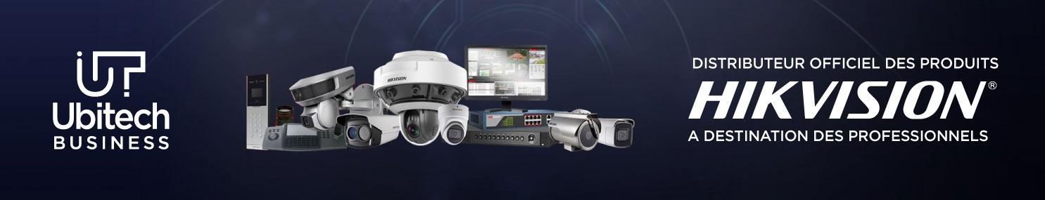 Ubitech Business - Distributeur Officiel Hikvision