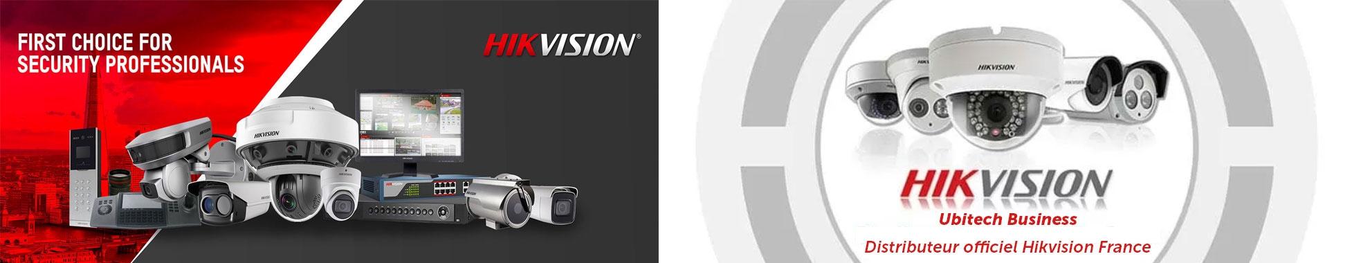 Ubitech partenaire officiel Hikvision